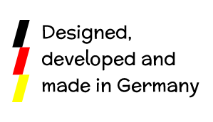 Made and Designed in Germany